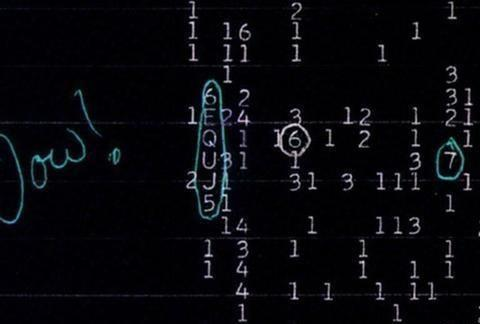 """科学家确认""""WOW!""""信号的发源地,是来自1800光年外的一颗行星!"""