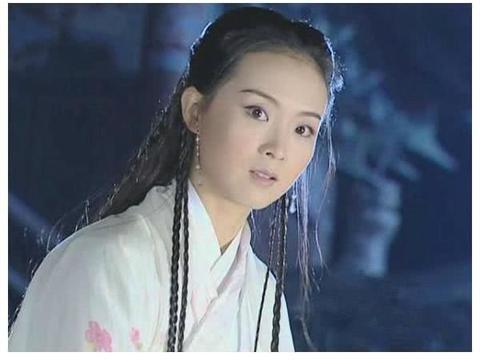 当古装美人卸下头饰,赵丽颖清丽,刘诗诗楚楚动人,最美是她