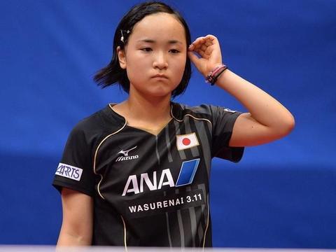 口气真大,日媒声称:伊藤美诚拒绝参加澳门乒乓球赛因水平太低