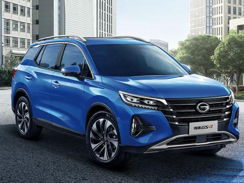广汽传祺明年SUV市场将发力,将推换代GS8/新GS5等