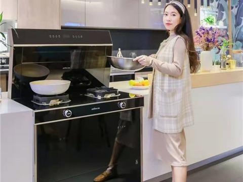 亿田集成灶,小红书百万粉丝博主都在疯狂打卡的厨房好物!