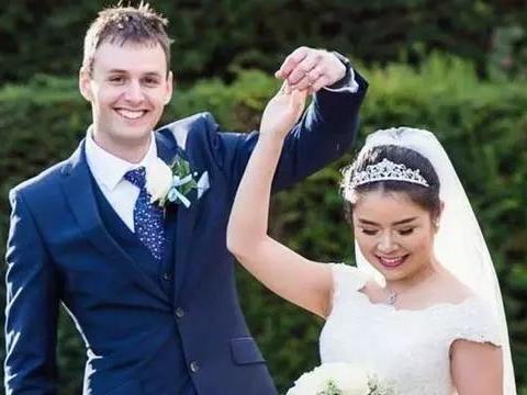 嫁英国小伙签证却被拒的中国女子,终于获准留在英国