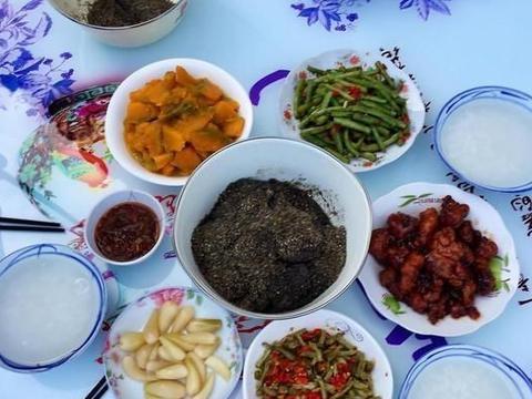重阳节,在我的家乡吃麻石是一种习俗