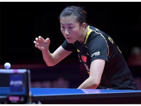 仅70分钟!中国1位奥运冠军+2位世界冠军败北,陈梦强势连胜