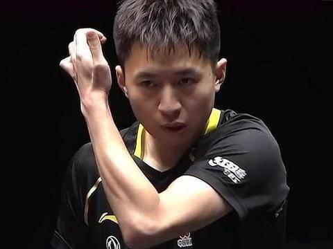 世乒联澳门国际乒乓球赛:方博3-2力克林昀儒,国乒主教练加油助威