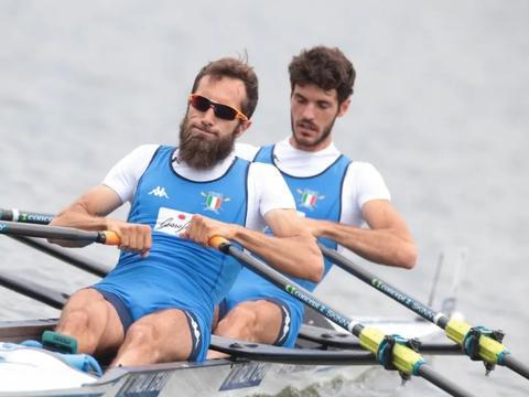 奥运前瞻:男子轻量级双人双桨