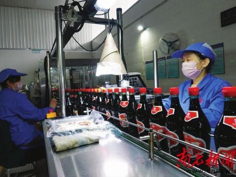 技改扩能 南充农产品加工迈向高精尖