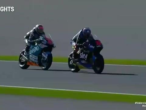 MotoGP:瓦伦西亚大奖赛,Moto2正赛回顾