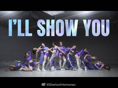 1Million X LOL英雄联盟虚拟女团K/DA组合《Ill Show You》