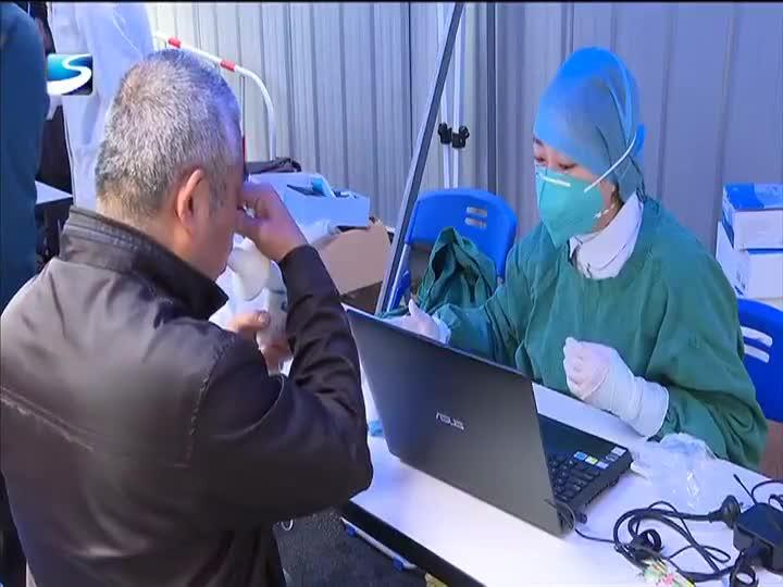 早筛早治需重视 肺部健康公益行来松江