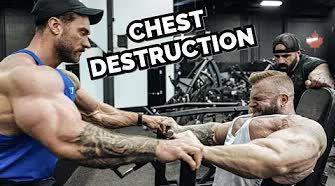 Chris Bumstead与Iain Valliere的备赛胸部训练完全版