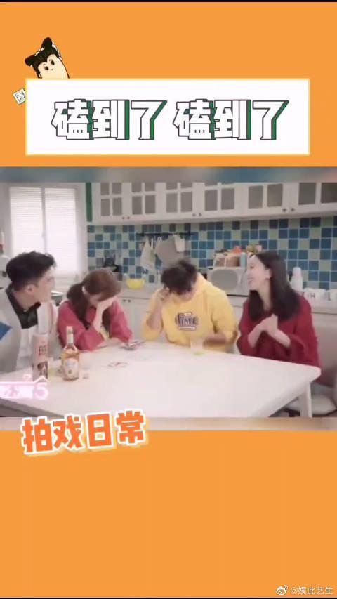 娄艺潇和李金铭的神仙友情,真的好甜啊