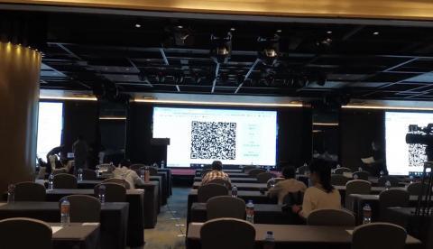 """华医网为""""肺功能检查规范化培训万里行西安站""""提供技术支持"""