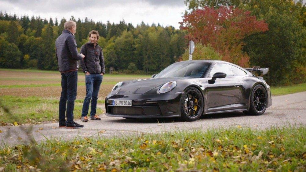 视频:Andreas Preuninger详细介绍全新一代保时捷911(992)GT3(Carfection)