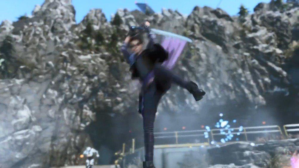 《漫威复仇者联盟》女鹰眼「凯特·毕肖普」预告片