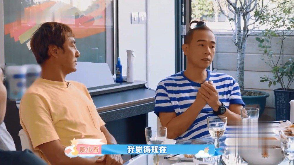 陈小春放养式带娃,应采儿一脸嫌弃:他跟我应该不是同一个儿子!