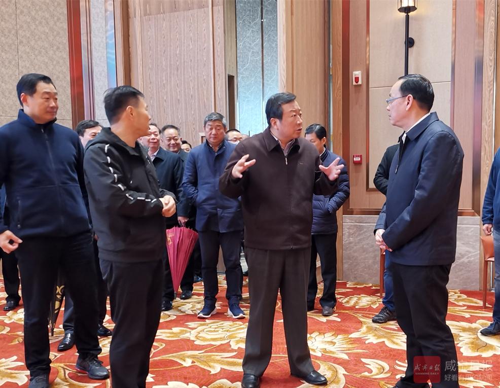 王远鹤在赤壁市调研时要求:办好茶产业发展大会