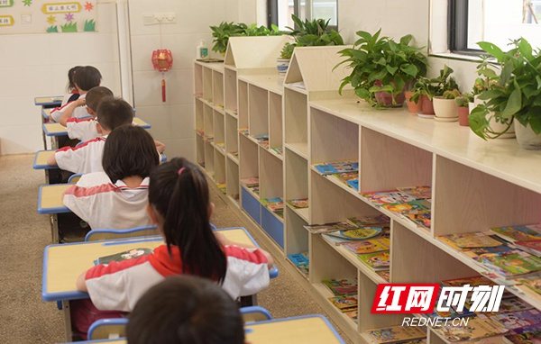 """衡山这所小学""""书香校园"""" 让孩子心灵徜徉书海"""