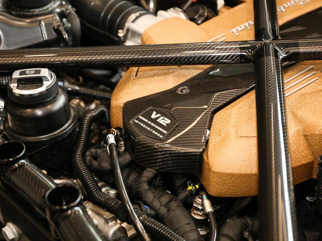 依然使用自吸引擎 曝兰博基尼全新旗舰车型动力