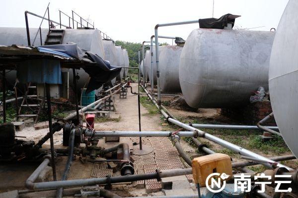 南宁市开展成品油市场专项整治联合执法行动