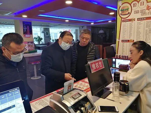 市市场监管局检查宜川县秋冬季食品安全专项整治工作
