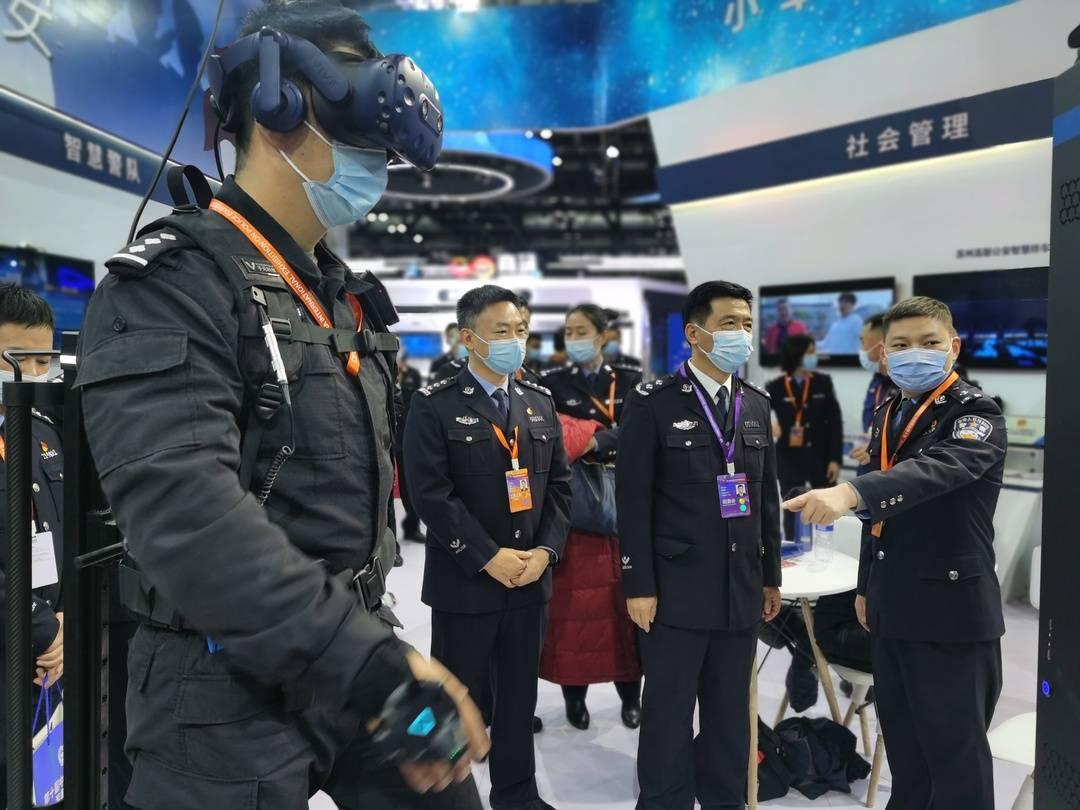 打造智慧警务!重庆江北警方自主创新VR警务实战训练系统 受邀参展第十届警博会