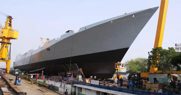 印度新一代驱逐舰下水五年,曾号称比052D强,没海试咋弄的?