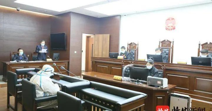 镇江大市口金店抢劫案犯获刑五年十个月