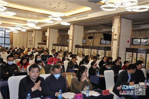 江西省胸科医院举行第十一届科学技术奖励大会