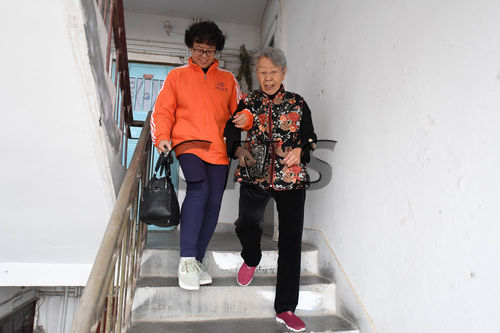 【华侨报】城关区虚拟养老院贴心照顾13万老人