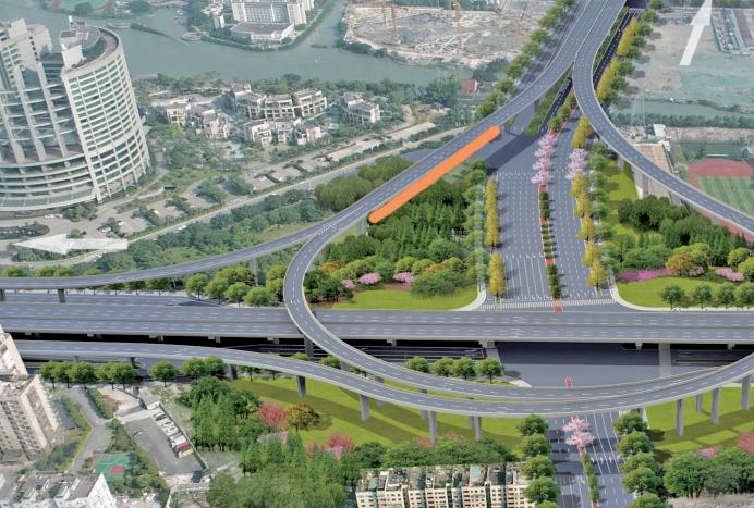 温瑞大道南段快速路一期工程提速!