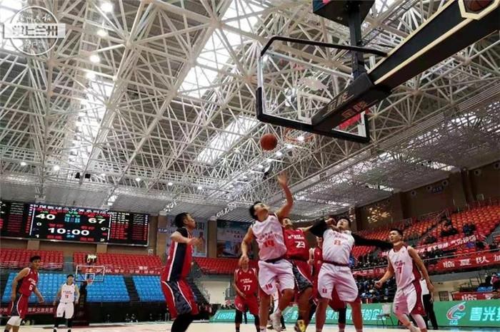 2020中国篮球公开赛酒泉站比赛落幕 临夏州代表队夺冠