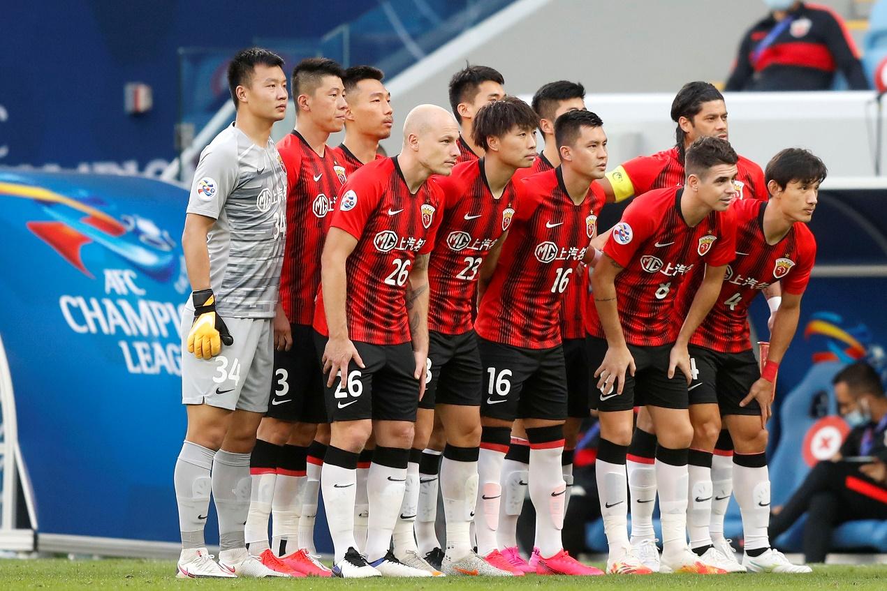 2020亚冠H组第3轮在卡塔尔举行 上海上港0-1不敌横滨水手