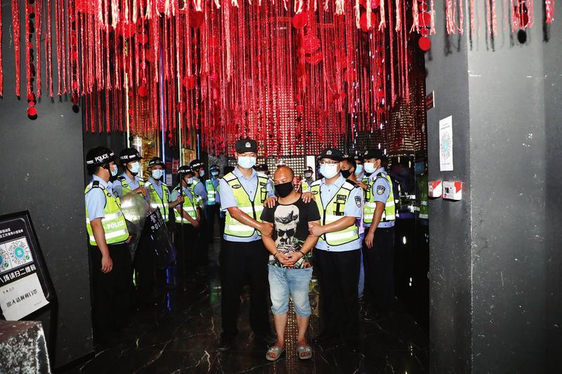 建强农村基层组织,南宁推进乡村治理领域扫黑除恶整治