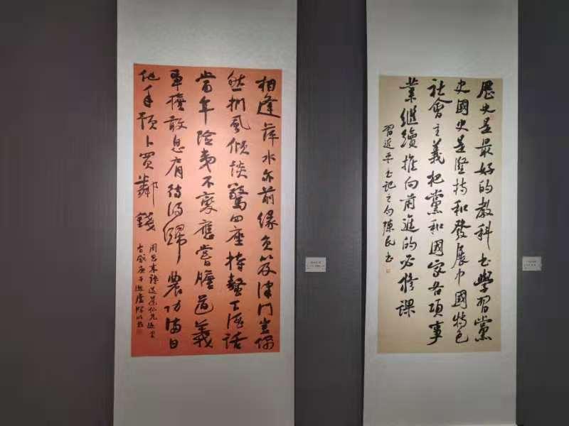 """在上海这个郊区小镇,为什么老百姓纷纷以""""写一手好字""""为荣……"""