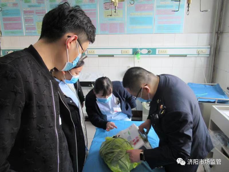 【计量监管】济阳区市场监管局对医院计量器具进行监督检查