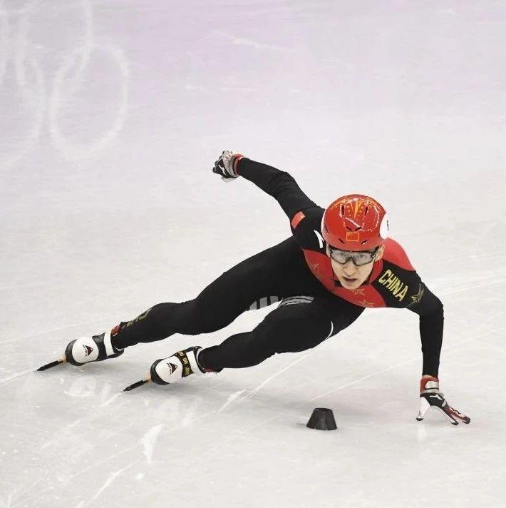全国先进工作者武大靖:时刻准备北京冬奥会