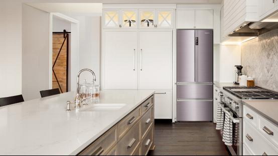 卡萨帝领跑高端冰箱市场,为用户提供多样化厨房场景