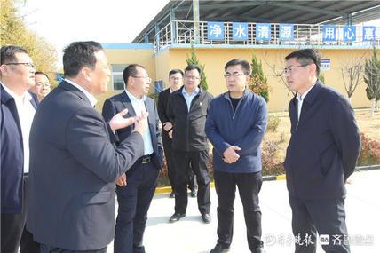 惠民县住房和城乡建设局:抓紧做实各项重点工程、民生工作