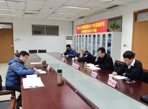市市场监管局长江禁渔包保组赴明光市督导