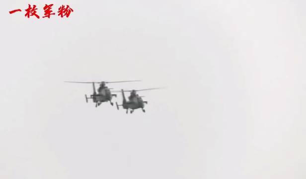 """武器装备兵器天下国产武直-19""""黑旋风""""武装侦察直升机"""