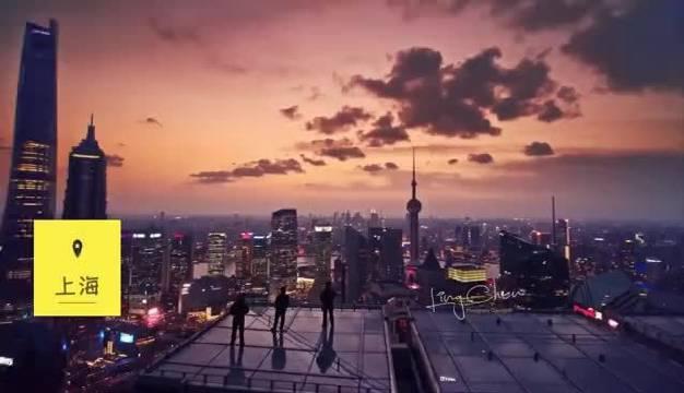 上海,沿着黄浦江看到的是上海从古至今的发展变化,一江两岸…………