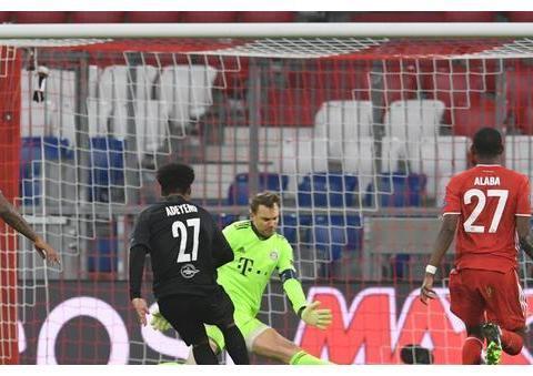 拜仁3-1萨尔茨堡,小组赛提前出线,卫冕不能总靠诺伊尔神勇
