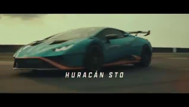 Lamborghini Huracan STO,可以上街道的赛车太酷了!
