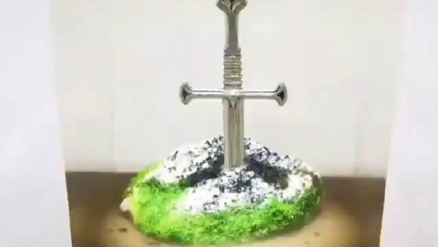 里的王者之剑与雷神之锤,你爱哪个?