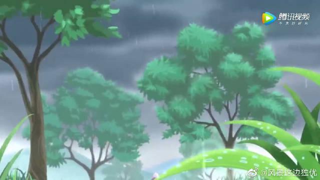 一分钟空灵的音乐,配上美丽的动漫风景,给心灵做个spa