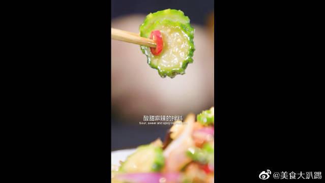 凉拌丝瓜,你吃过吗?解密你不知道的丝瓜吃法,简单好做好吃!