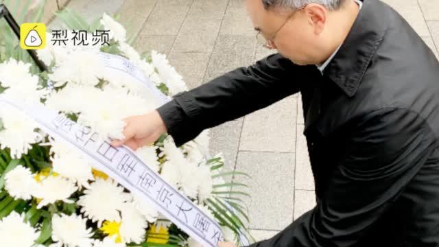 南京大屠杀死难者家属举行家祭:幸存者只剩73人