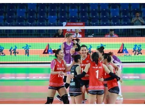 北京女排外援迪克森回归!广东恒大女排3:0横扫北京汽车女排!
