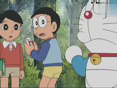 哆啦A梦:胖虎为了自己的晚宴真是拼了,连刮台风都不在意了
